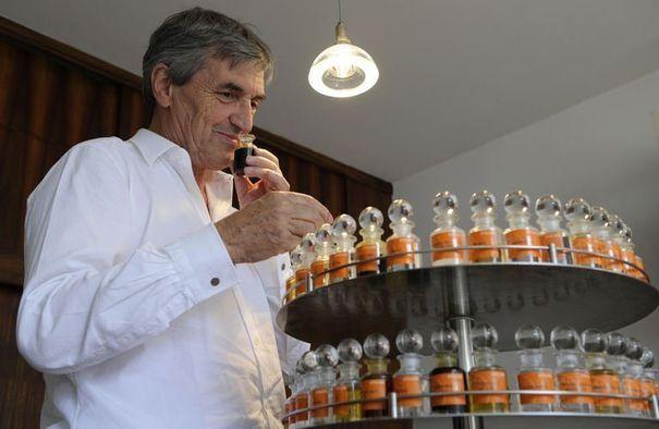 Jean-Claude Ellena Is the Picasso of Perfume   Unique Aroma